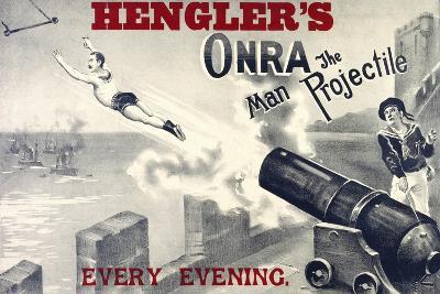 Hengler's Grand Cirque