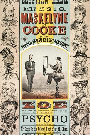 Maskelyne and Cooke's Entertainment at the Egyptian Hall
