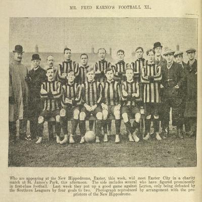 Mr Fred Karno's Football XI