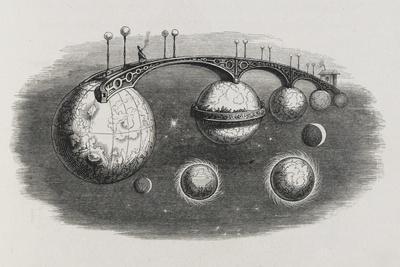 A Bridge Between Planets
