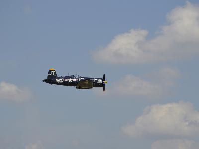 A Vought F4U Corsair
