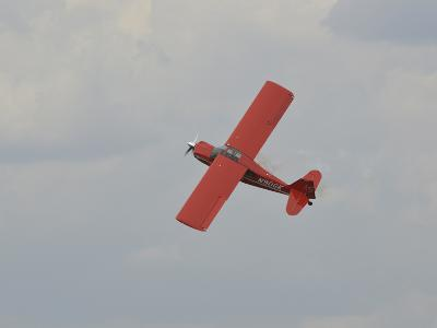 An American Champion 8KCAB Decathlon Light Aircraft