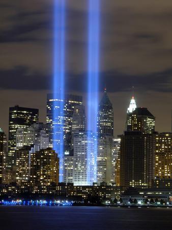The Tribute in Light Memorial