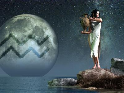Aquarius Is the Eleventh Astrological Sign of the Zodiac.