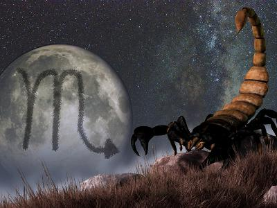 Scorpio Is the Eighth Astrological Sign of the Zodiac