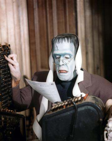 Fred Gwynne - The Munsters