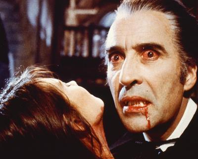 Christopher Lee - Dracula A.D. 1972