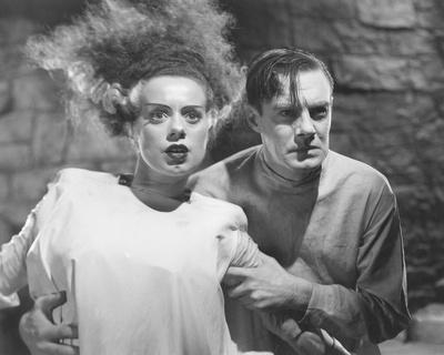 Elsa Lanchester - Bride of Frankenstein