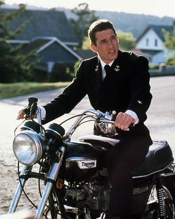 An Officer and a Gentleman, Richard Gere