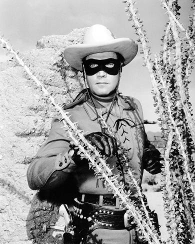 Clayton Moore The Lone Ranger Photo At Allposters Com