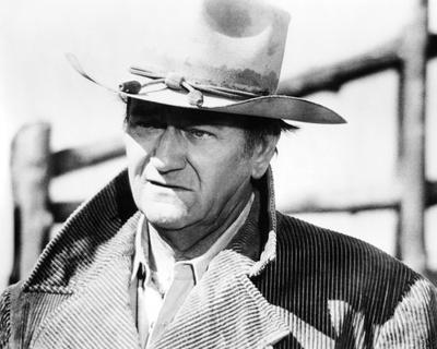 John Wayne - The Cowboys
