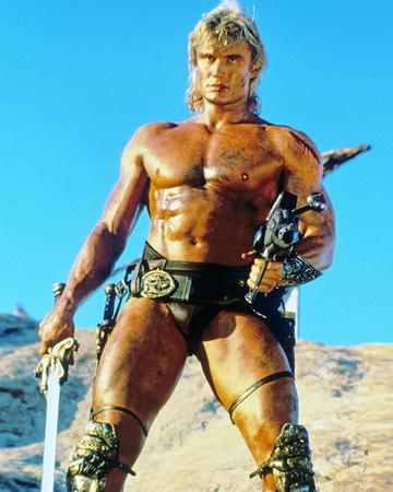 Dolph Lundgren - Masters of the Universe