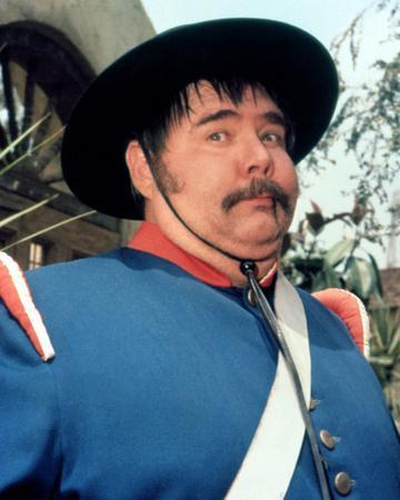 Henry Calvin - Zorro