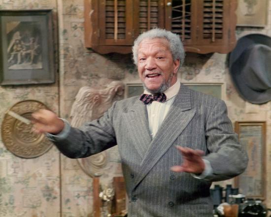 Redd Foxx Sanford And Son Photo At Allposters Com