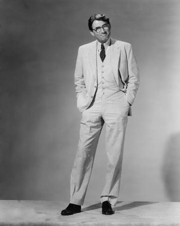 Gregory Peck - To Kill a Mockingbird