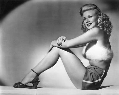 Ginger Rogers - Heartbeat