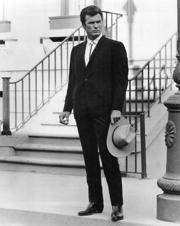 Clint Eastwood - Coogan's Bluff
