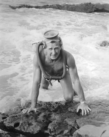 Lloyd Bridges - Sea Hunt