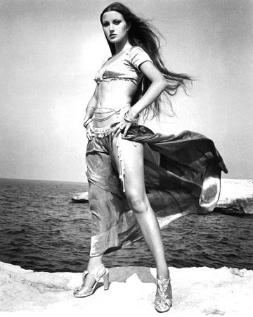 Jane Seymour - Sinbad and the Eye of the Tiger