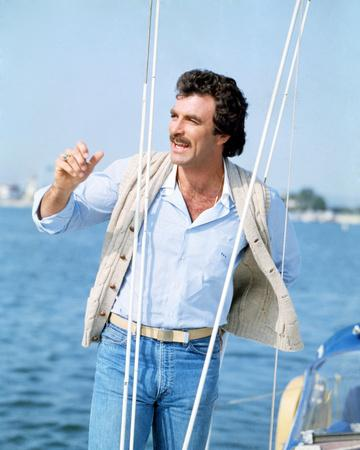 Tom Selleck - Magnum, P.I.