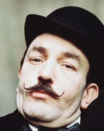 Albert Finney - Murder on the Orient Express