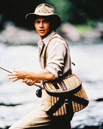 Brad Pitt - A River Runs Through It