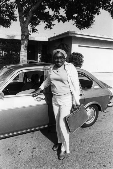 Esther Rolle Photographic Print By Isaac Sutton At