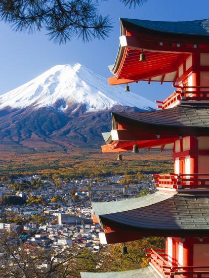 Japan Central Honshu Chubu Fuji Hakone Izu National