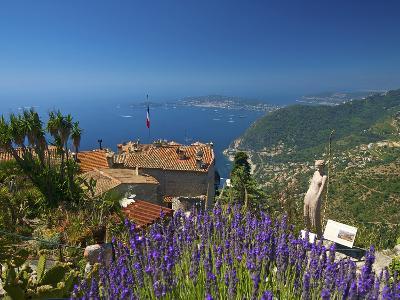 Jardin Exotique in Eze, Cote D´Azur, Alpes-Maritimes, Provence-Alpes-Cote D'Azur, France