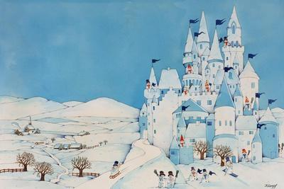 Snowman Castle, 1997