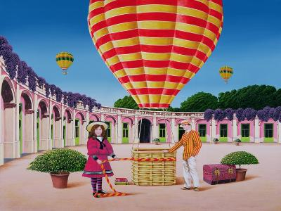 The Balloonist, 1986