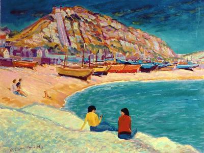 Hastings: Beach Scene
