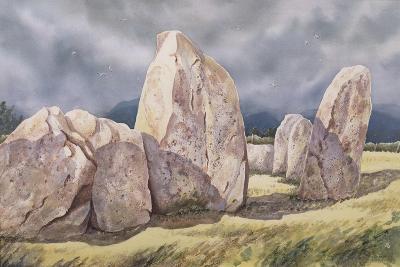 Stones of Castlerigg, Cumbria, 1984
