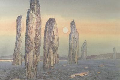 Spirits of Callanish, Isle of Lewis, 1987
