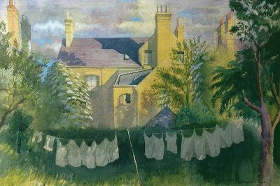 Washing at No. 25, Kingston