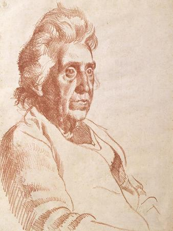 Portrait of an Old Lady, 1938