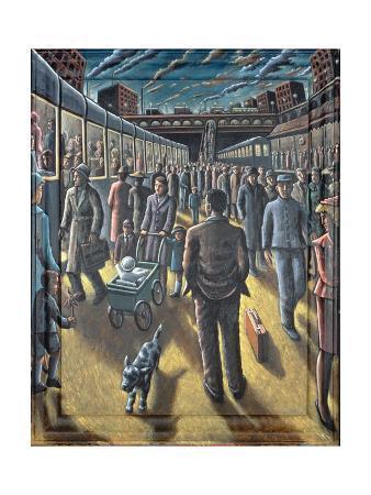 La Gare, 1991