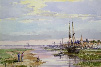Low Water, Bosham, C.1890