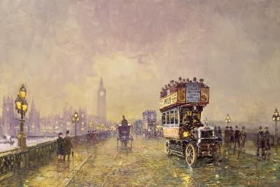 Going Home, Westminster Bridge