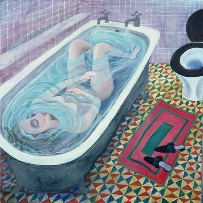Dreaming in the Bath, 1991