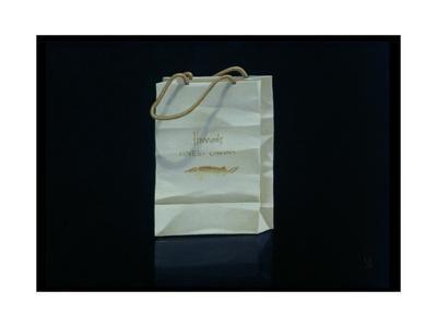 Harrods Caviar Bag, 1989