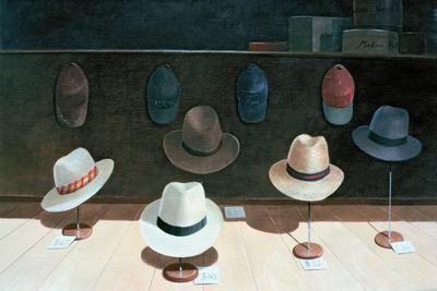 Hat Shop, 1990