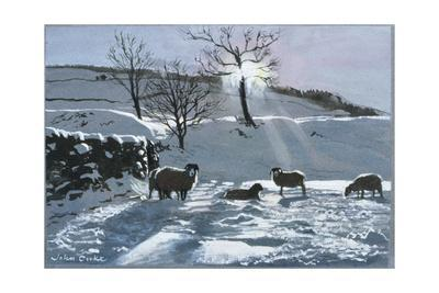 Winter Afternoon at Dentdale, 1991
