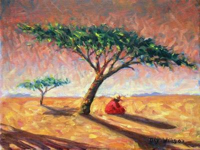 African Afternoon, 2003