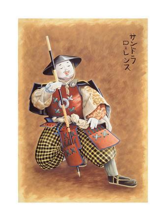 Samurai Doll, 1997