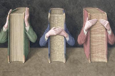 Three Wise Books, 2005