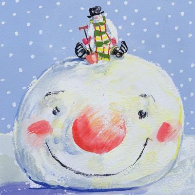 The Snowman's Head