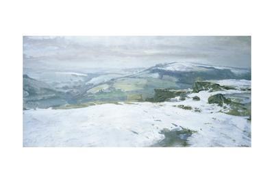 Moorland - Winter, C.2002