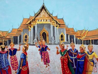 Traditional Thai Dance, 1990