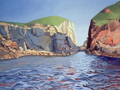 Land and Sea No. I, Ramsey Island
